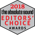 THE ABSOLUTE SOUND EDITORS CHOICE 2018