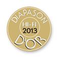 DIAPASON D'OR HIFI 2013