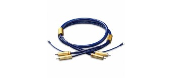Tonearm Stereo cable, RCA-RCA, 1.2 m