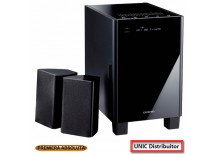 Ultra-Compact HD Home Cinema System