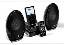 Sistem de sunet pentru iPod