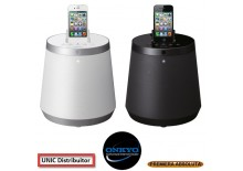 iPod/iPhone Dock Music System (featuring 3D sound processing technology + Bluetooth)