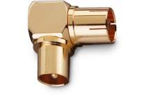 Antenna Elbow Connector, PREMIUM
