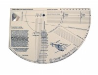 Universal Cartridge Protractor