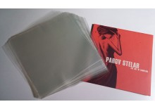 Premium Outer Sleeves (Polyethylene - 25 buc)
