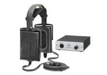 Open Air Type Electrostatic Earspeaker + Amplificator Casti, Ultra High-End
